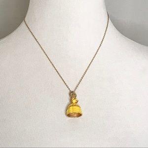"""Authentic Disney """"Belle"""" necklace"""
